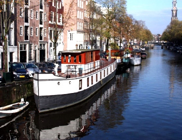 vendita barca come casa