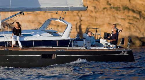 Vendita Barche Beneteau Sense 50